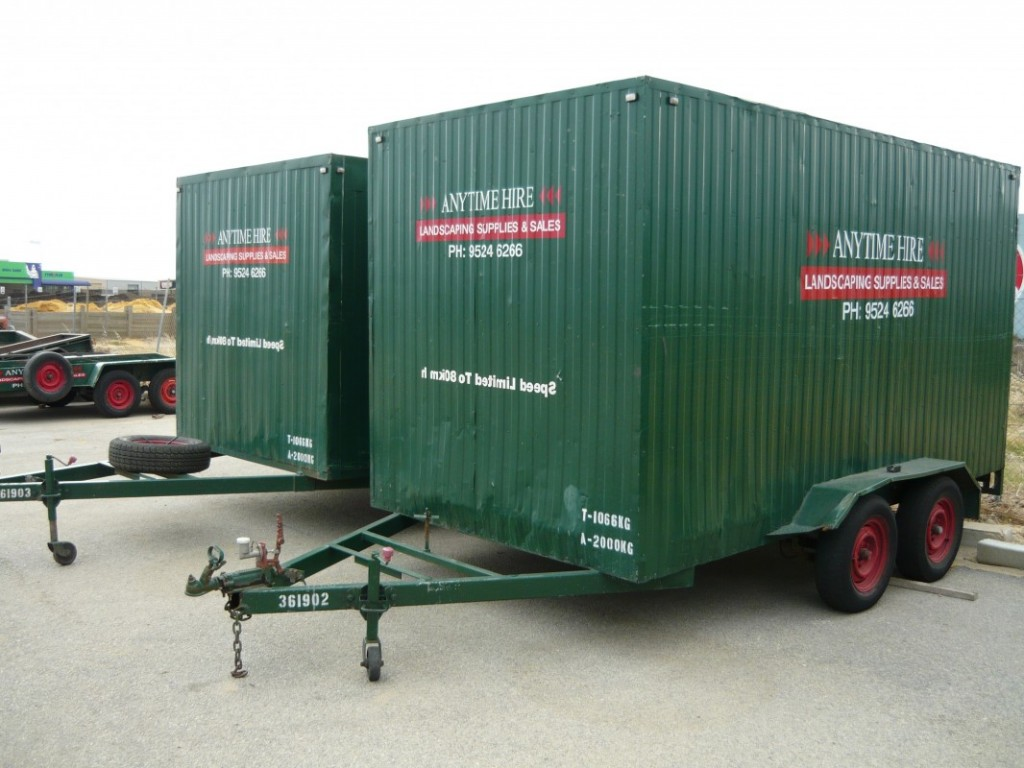 13 X 7 Furniture Trailer Anytime Hire And Sales