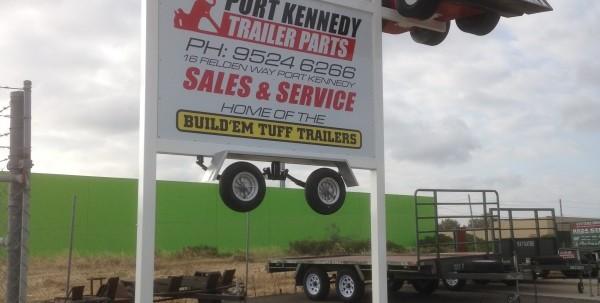 Trailer Services & Repairs Centre